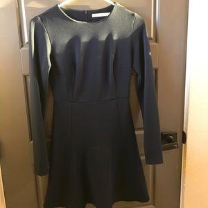 Blue dressy dress
